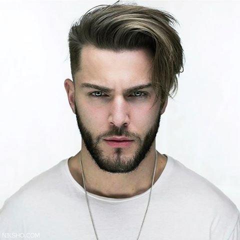 جدیدترین مدل مو مردانه +مدل ریش و ته ریش مردانه