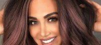 انواع جذاب رنگ موی زنانه +مدل موی زنانه ۲۰۱۹