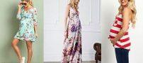 مدل لباس بارداری مجلسی و اسپرت شیک