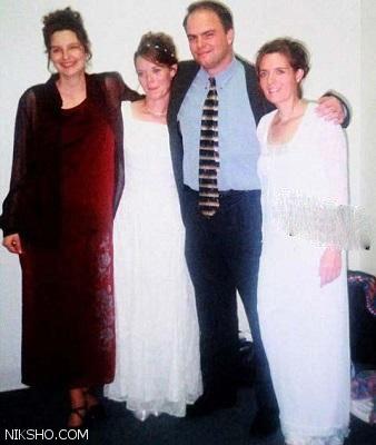 ازدواج این مرد همزمان با دو خواهر و خاله شان