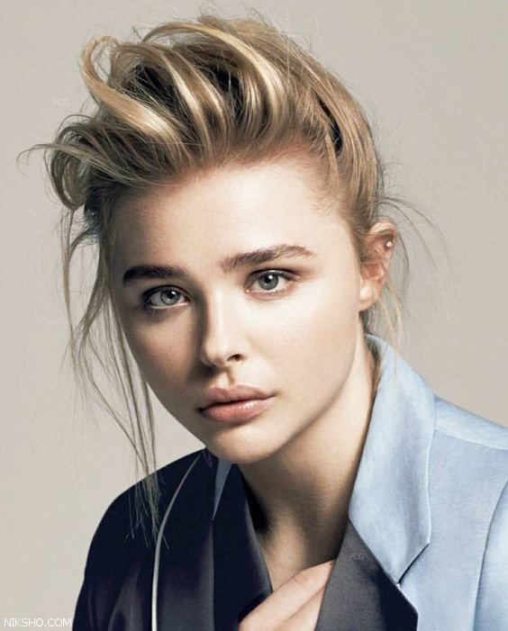 عکس های کلویی مورتز بازیگر و مدل جذاب 20 ساله
