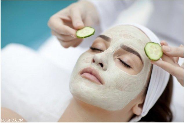طرز تهیه 10 ماسک صورت با خیار معجزه شادابی پوست