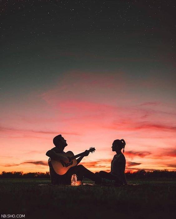 عکس های رمانتیک و دلبرانه فوق احساسی
