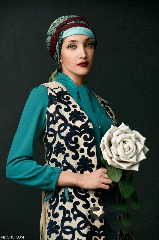 مدل مانتو ایرانی با طراحی جدید تابستان 96