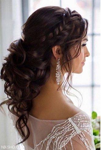 مدل مو دخترانه بلند و کوتاه جذاب و زیبا
