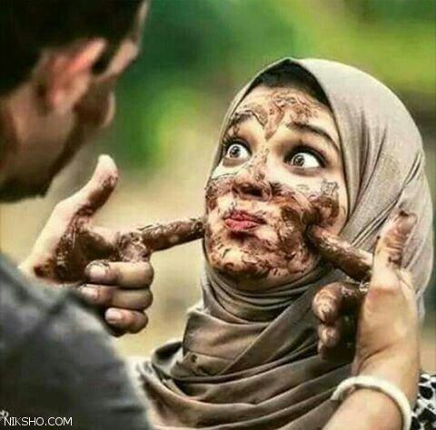 عکس های عاشقانه پسر و دخترهای باحجاب زیبا