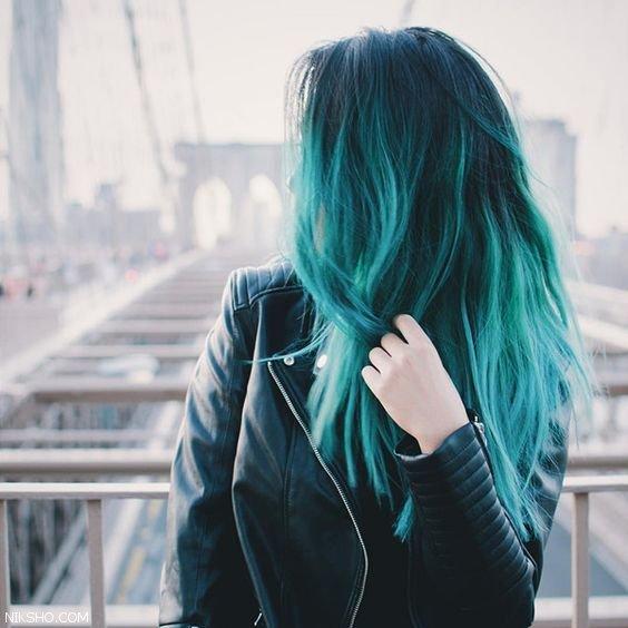 انواع جذاب رنگ موی زنانه +مدل موی زنانه 2019