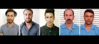 تجاوز همزمان ۵ مرد به دختران در باغ متروکه