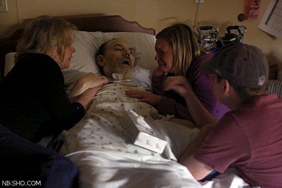 3 نشانه که قبل از مرگ در افراد ظاهر می شود