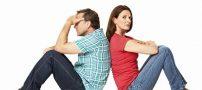 تصمیم صحیح پس از مشاجره بین همسران
