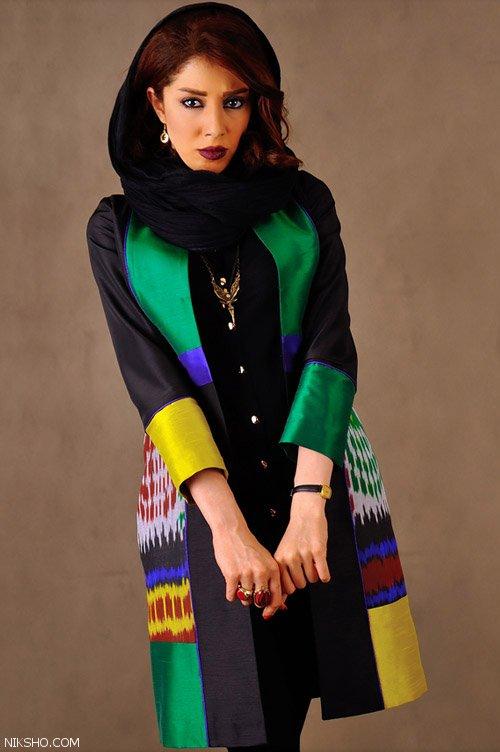 مدل های خاص مانتو تابستانی ایرانی برند آپامه