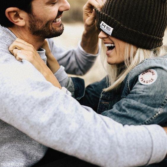 عکس های عاشقانه دختر و پسر دونفره داغ (28)