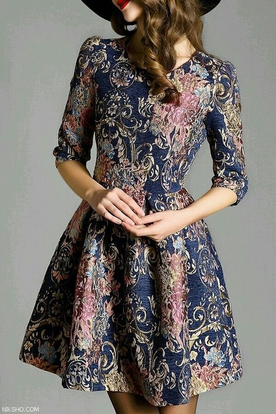شیک ترین کلکسیون لباس مجلسی زنانه 2019