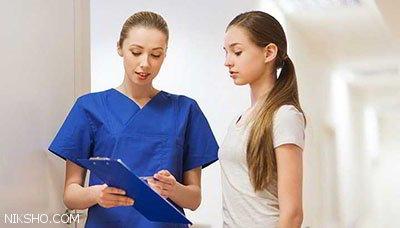 لزوم معاینه دختران نوجوان توسط پزشک متخصص زنان