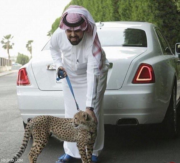 زندگی فوق لوکس دختر پسرهای عربستانی +عکس