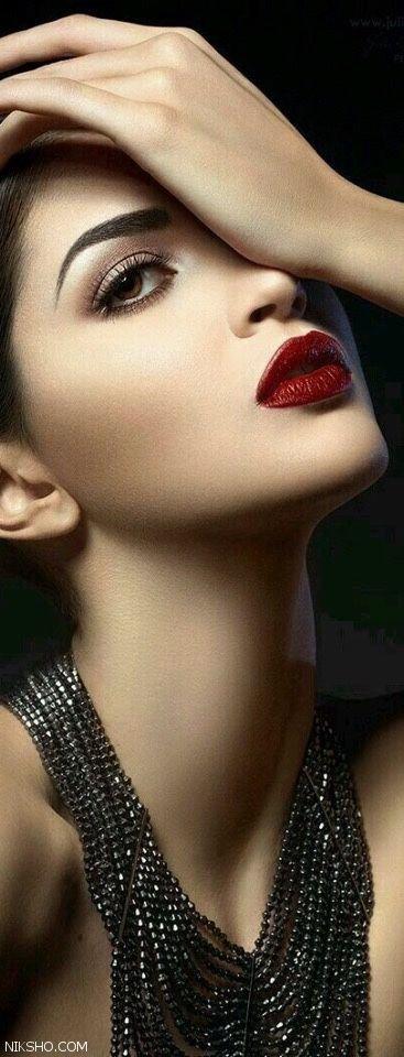 مدل های آرایش مجلسی داغ و بسیار جذاب