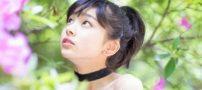 دختر ۱۳ ساله ژاپنی با زیبایی اش جنجال به پا کرد
