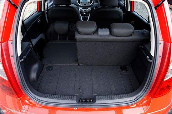 بررسی خودرو هیوندای i10 کوچک اما کارا