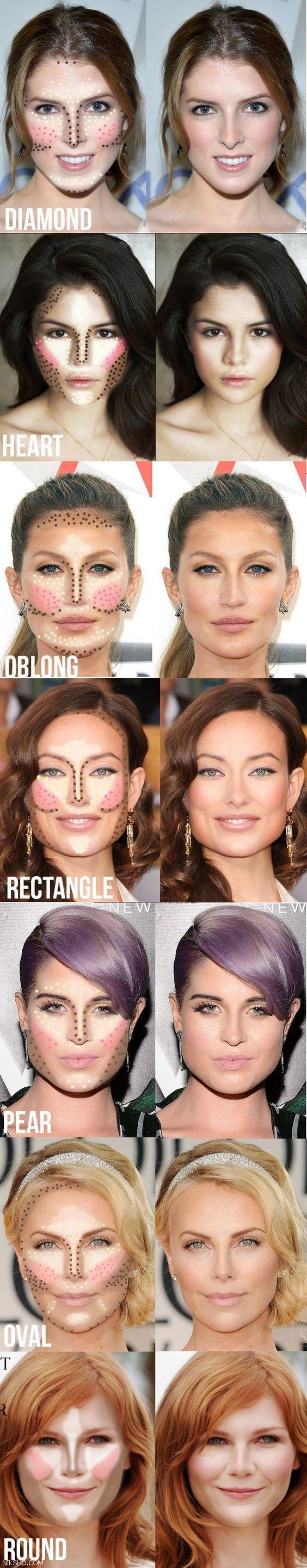 آموزش تصویری آرایش چشم های متنوع و جذاب