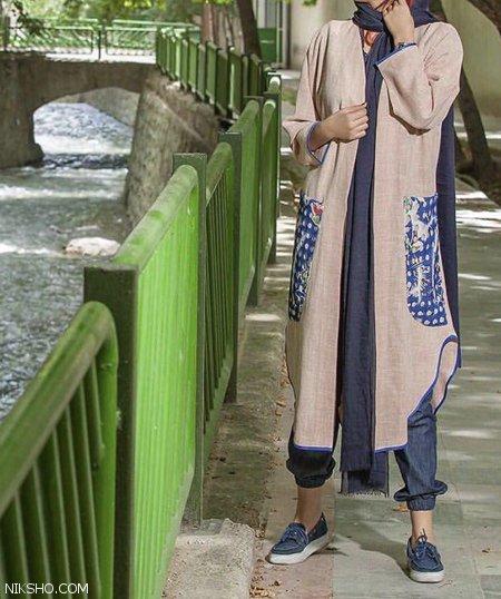 مدل مانتو تابستانی شیک و خوش استایل 96