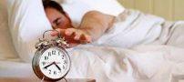 دلیل بیدار شدن چند دقیقه قبل از زنگ خوردن ساعت