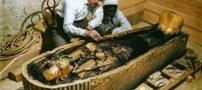 عکس های دیده نشده از مقبره فرعون در اهرام ثلاثه