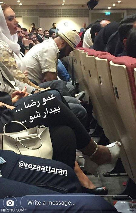 عکس های جنجالی و خفن بازیگران و افراد مشهور ایرانی