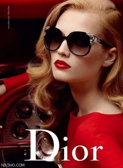 مدل های عینک آفتابی زنانه برند دیور 2017