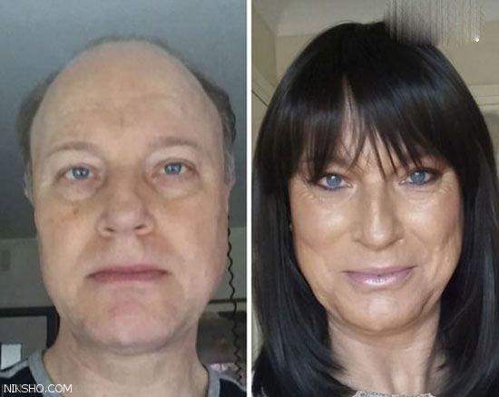 تغییر چهره و اندام باورنکردنی این افراد به خاطر تغییر جنسیت