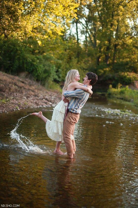 عکس های عاشقانه تاپ دونفره دختر و پسرهای داغ