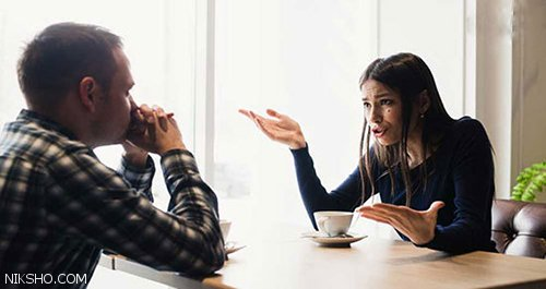 روش های صحیح بحث کردن با همسر را بیاموزیم