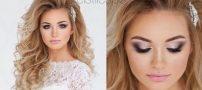 مدل آرایش عروس +مدل موی عروس ۲۰۱۹