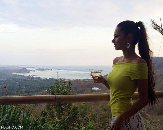 جدایی فوتبالیست مشهور از همسرش بخاطر  مانکن روس +عکس