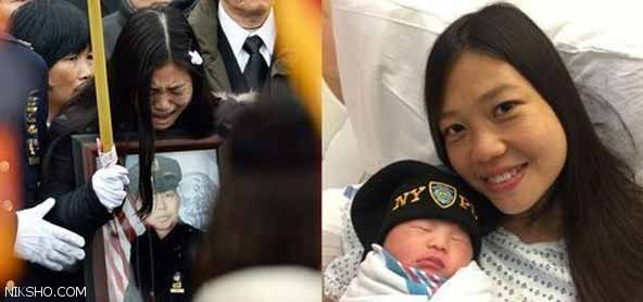زن بیوه دو سال پس از مرگ شوهرش بچه دار شد