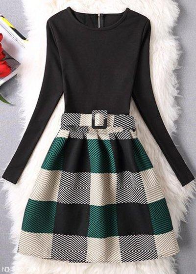 انواع جدیدترین مدل لباس های دخترانه پاییزی 96