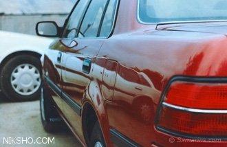 از کجا پی ببریم بدنه ماشین رنگ شده است؟