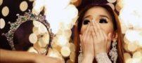 دختر زیبای ۲۱ ساله برنده مسابقات ملکه زیبایی دوجنسه ها شد