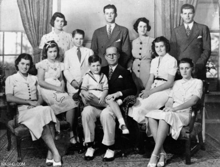 خانواده های معروف اما نفرین شده تاریخ را بشناسید
