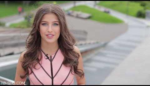 زیباترین و جذاب ترین دختر روسیه را بشناسید