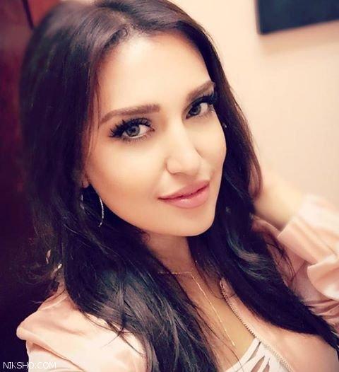 مژده جمالزاده دختر خواننده افغان در میان زیباترین زنان جهان