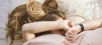 خوابیدن با موهای خیس و عواقب ناگوار آن
