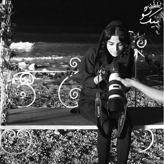 خفن ترین عکس های الهه حصاری در اینستاگرام