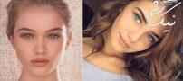 مدل های آرایش ملایم برای بیرون رفتن ویژه خانم های جوان