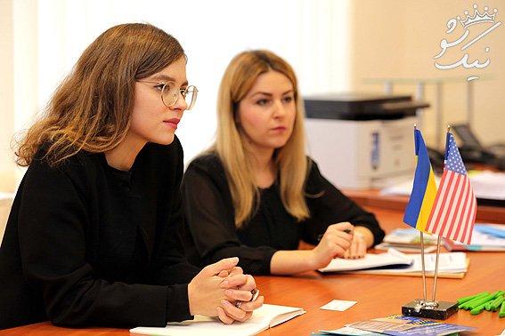 دعوت از معاون وزیر کشور اوکراین برای بازی در فیلم پورن
