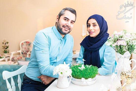 دکوراسیون با رنگ و بوی عاشقانه در خانه زوج تهرانی
