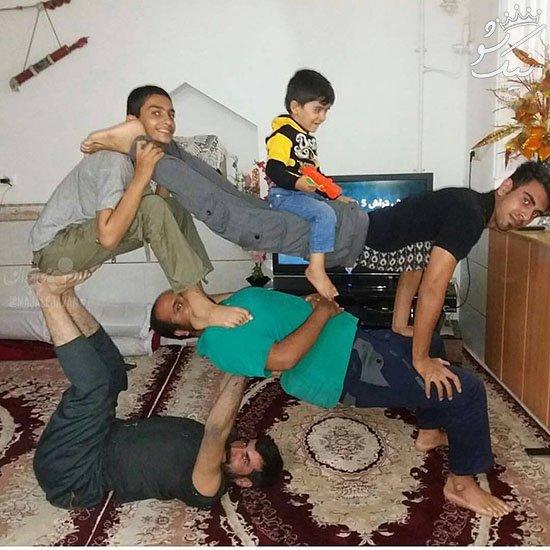 خفن ترین عکس های خنده دار و سوژه انفجاری طنز