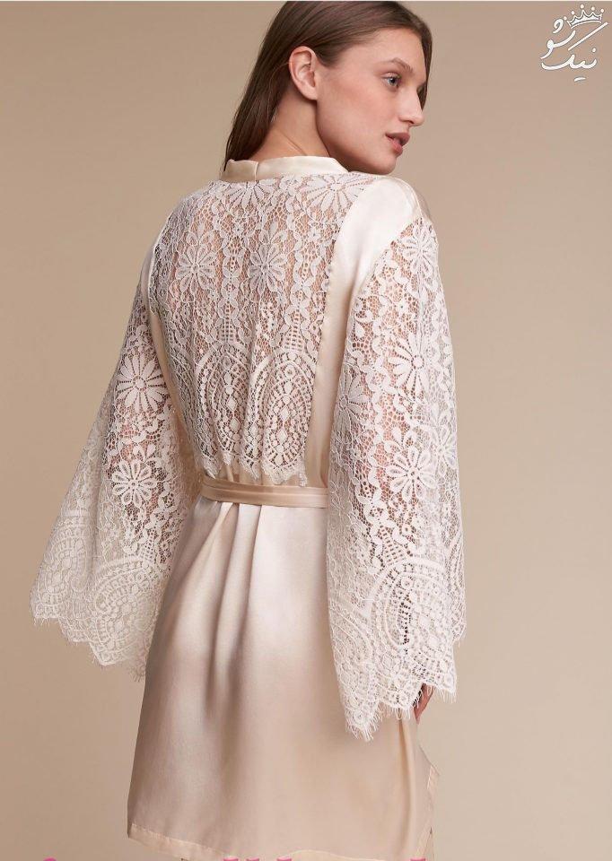 مدل لباس خواب عروس شیک و جذاب و داغ و خواستنی