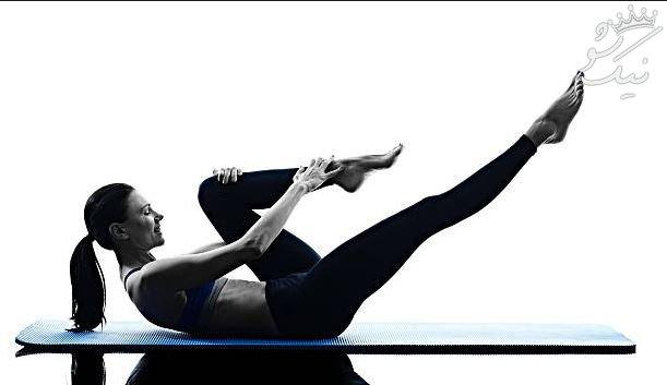 ورزش پیلاتس و فواید آن +آموزش حرکات پیلاتس