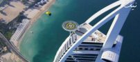 عکس های خیره کننده از برج العرب دبی و هتل جمیرا