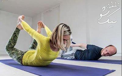 آموزش حرکات پیلاتس بصورت مرحله به مرحله (2)